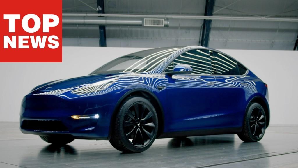 Tesla Model Y: Elon Musk präsentiert Crossover-Modell ...