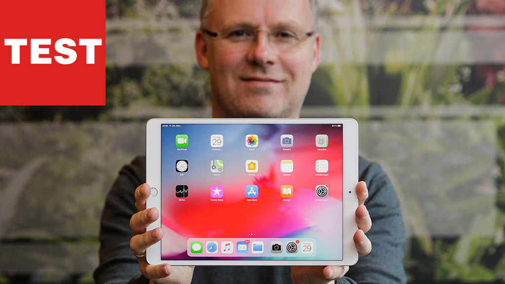 Apple iPad Air (2019): Test des 10,5-Zoll-Tablets