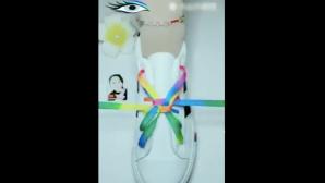 Video-Screenshot: Schuband-Künstler auf Twitter©Twitter.com