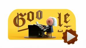 Google Doodle: Johann Sebastian Bach©Google