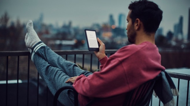 eBook-Reader Amazon Kindle (2019) © Amazon