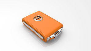 Der Volvo Care Key © Volvo