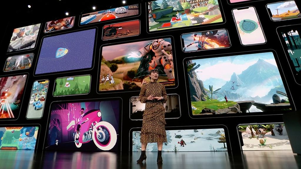 neues spiele abo apple stellt arcade vor computer bild. Black Bedroom Furniture Sets. Home Design Ideas