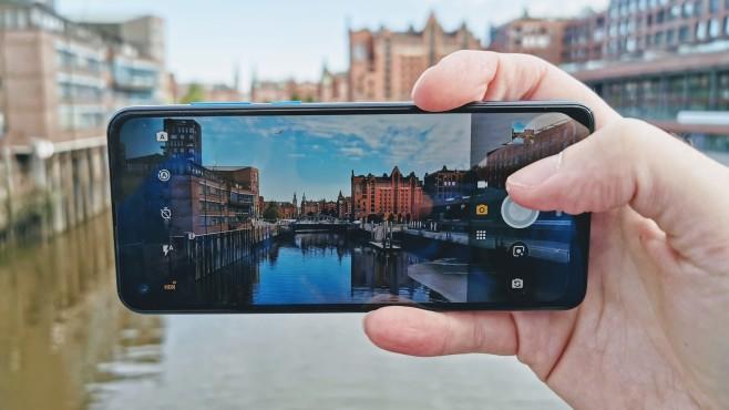 Motorola One Vision: Test, Kamera, 21:9-Display, Daten, Preis, Release XXX©COMPUTER BILD/Michal Huch