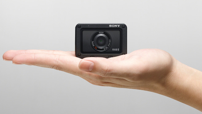 Sony Cybershot RX0 II©Sony