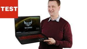Asus TUF Gaming FX705DY-EW015T im Test©COMPUTER BILD
