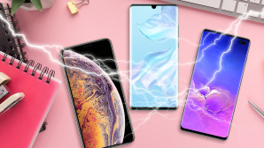 Apple iPhone XS Max, Samsung Galaxy S10 Plus, Huawei P30 Pro © Apple, Samsung, Huawei, iStock.com/Milkos