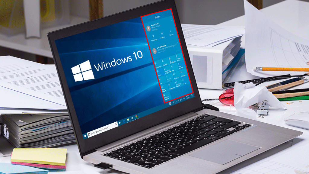 Viele Funktionen: Info-Center-Tricks für Windows 10!