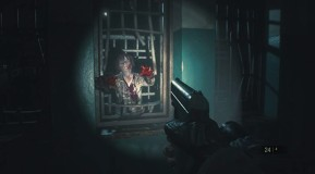 Resident Evil 2 Mod: First-person view (Ego-Perspektive)
