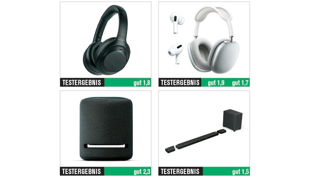 3D-Klang Produkte
