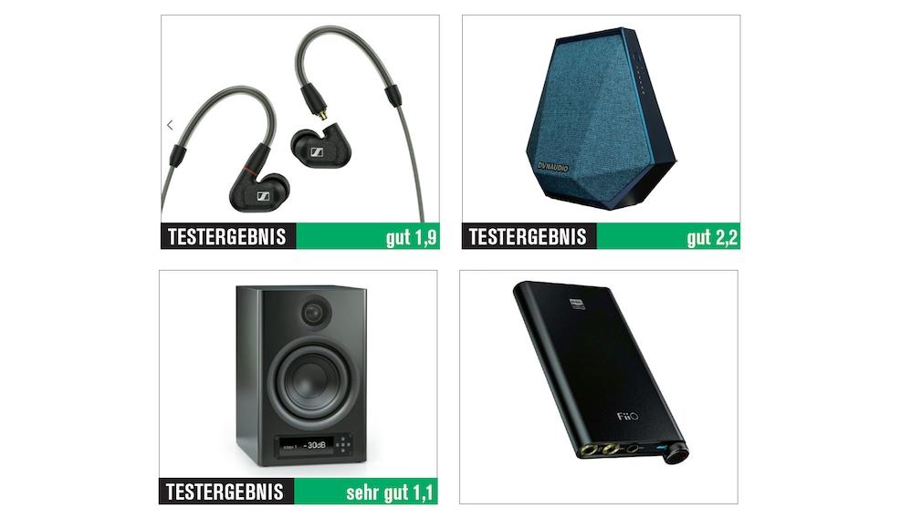 HiFi Produkte