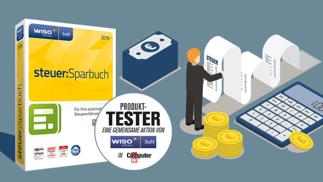 WISO Steuersparbuch 2019: Der Lesertest©iStock.com/ojogabonitoo, buhl