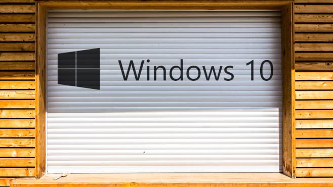 Windows-Kioskmodus: Geführter Zugriff sperrt alle Programme bis auf eines©Microsoft, iStock.com/FooTToo
