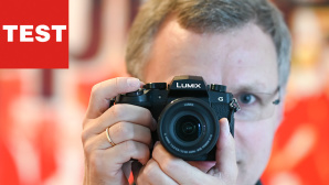 Panasonic Lumix G91 im Test©COMPUTER BILD