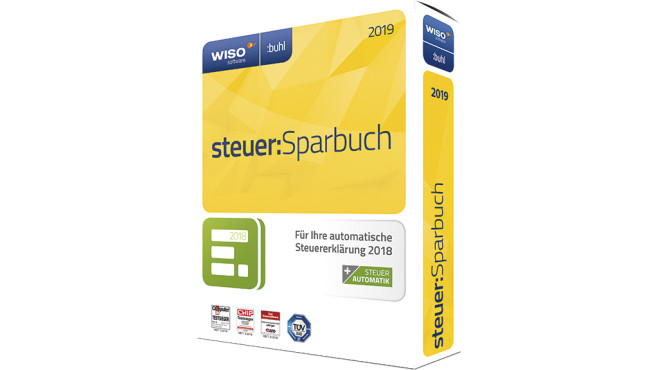 WISO Steuersparbuch 2019 © Buhl