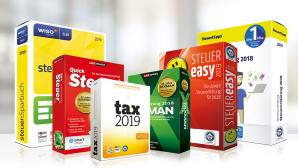 Steuererklärung 2019: Steuerspar-Programme im Test©iStock