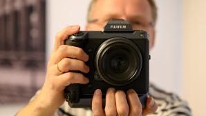Fujifilm GFX 100 im ersten Check©COMPUTER BILD