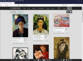Useum: 21.000 Gemälde kostenlos als Wallpaper herunterladen