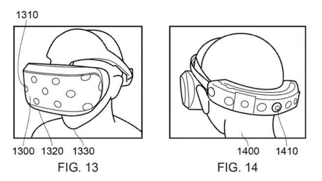 VR-Patent©Sony / pdfaiw.uspto.gov