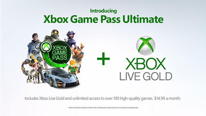 Xbox Game Pass Ultimate © Microsoft