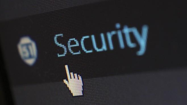 Security-Schriftzug auf PC-Bildschirm©COMPUTER BILD