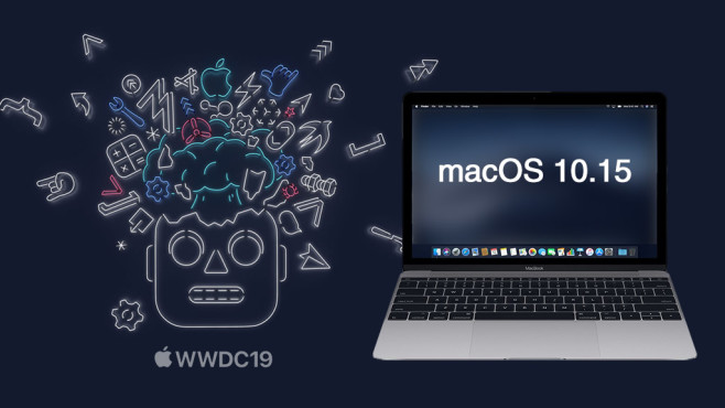 Apple macOS 10.15 Catalina © Apple