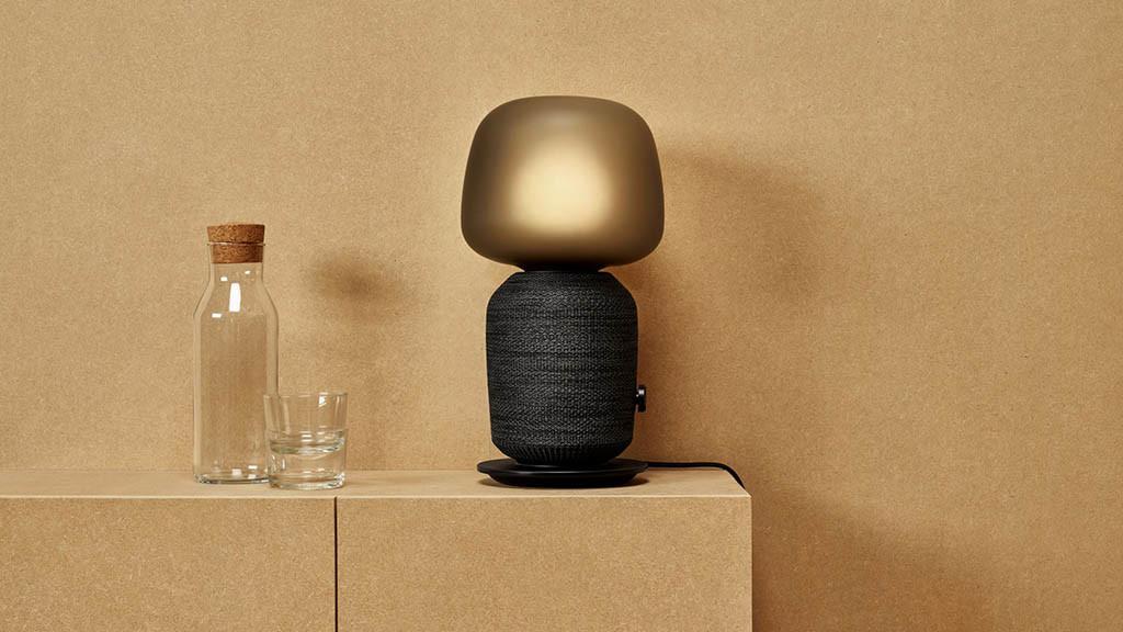 laute lampe ikea und sonos bringen symfonisk box mit. Black Bedroom Furniture Sets. Home Design Ideas