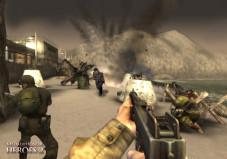 Medal of Honor – Heroes 2 Auch wenn es hier nicht so aussieht, der Hersteller verspricht keine ermüdenden Strandstürm-Aktionen.