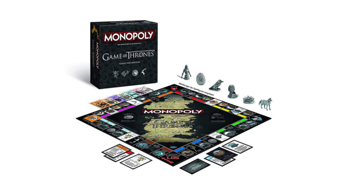 Game of Thrones Monopoly©Winning Moves