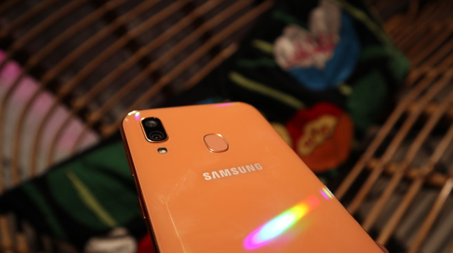Samsung Galaxy A40©COMPUTER BILD