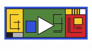 Google Doodle: 100 Jahre Bauhaus©Google