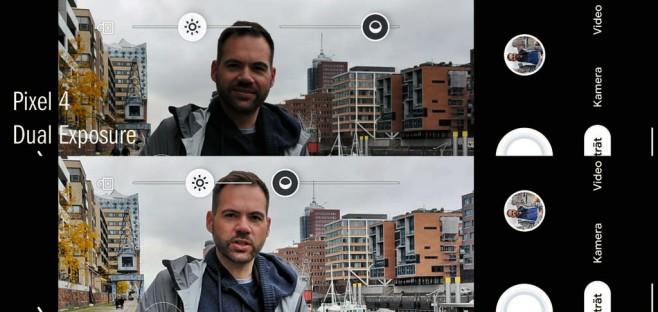 Pixel 4 Dual Exposure©COMPUTER BILD