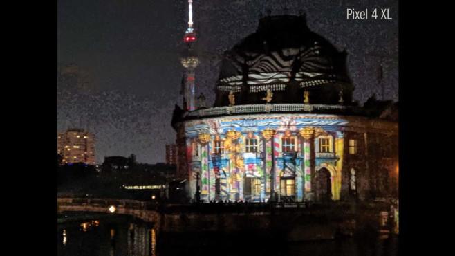 Pixel 4 Nachtmodus mit Tele©COMPUTER BILD