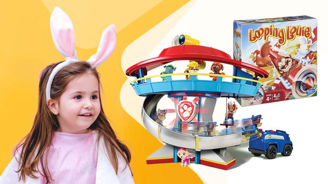 Ostergeschenke für Kleinkinder©Copyrights: iStock.com/FluxFactory