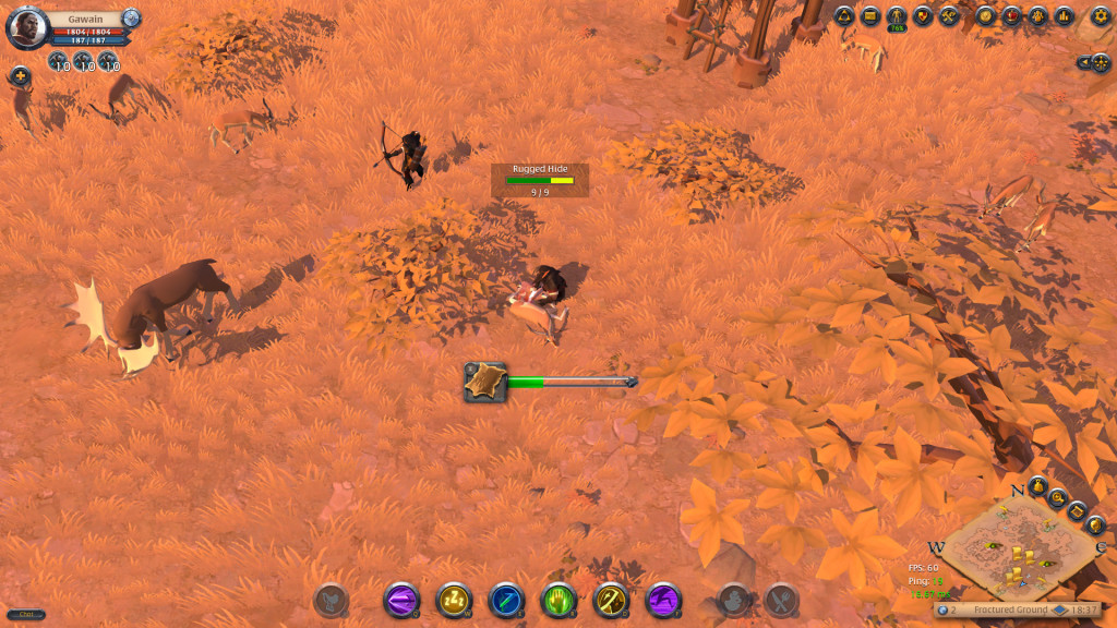 Screenshot 1 - Albion Online