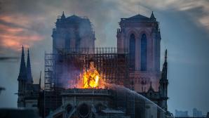 Notre-Dame de Paris brennt©Veronique de Viguerie/gettyimages