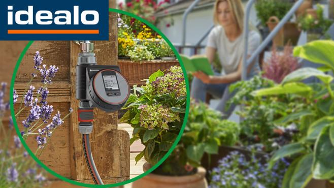 Smart Garden: Smart Garden: Gartenbewässerung automatisieren©Idealo, Gardena