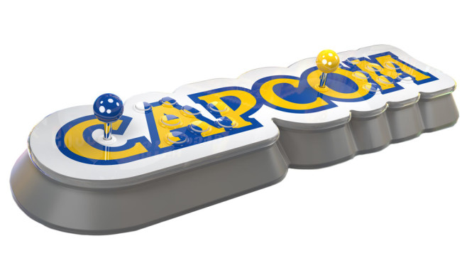Capcom Home Arcade © Capcom