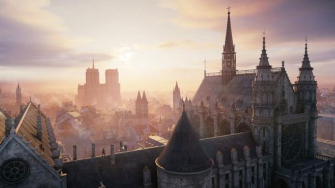 Asssassin's Creed – Unity©Ubisoft