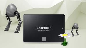 SSD 860 Evo 500 GB von Samsung©Samsung, Eugene Sergeev-Fotolia.com, iStock.com/vuadeep, iStock.com/TheAYS, iStock.com/Devrimb