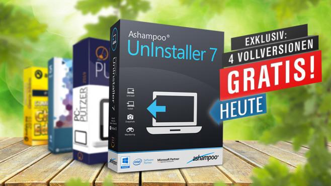 Ashampoo Uninstaller 7 gratis Vollversion©Ashampoo, iStock.com/Piotr Krzeslak