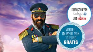 Aktion: Tropico 6 jetzt 10 Euro günstiger©Kalypso