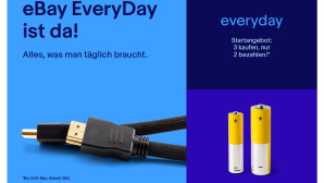 Ebay EveryDay: Startangebot © Ebay
