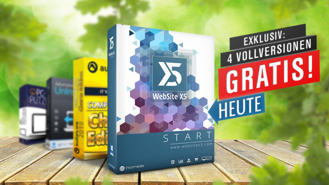 WebSite X5 Start gratis Vollversion © WebSite X5 Start, iStock.com/Piotr Krzeslak