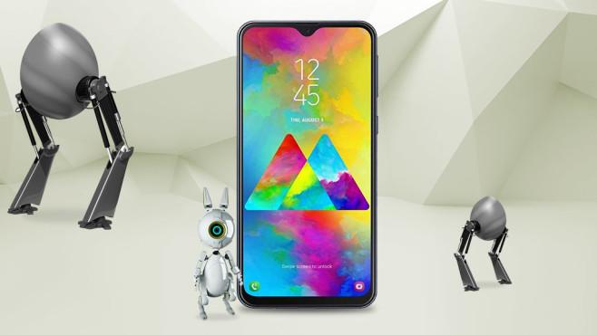 Samsung Galaxy M20©Samsung, Eugene Sergeev-Fotolia.com, iStock.com/vuadeep, iStock.com/TheAYS, iStock.com/Devrimb