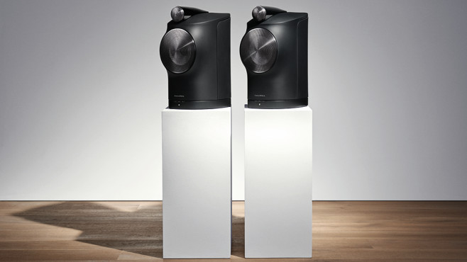 B&W Formation Duo im Detail©BOWERS & WILKINS