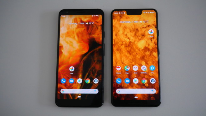 Google I/O 2019: Highlights, Live-Stream, Android 10, Google Stadia, Pixel 3a & Co. Ein erster Blick auf Googles neue Mittelklasse-Smartphones: Das Pixel 3a und Pixel 3a XL. © COMPUTER BILD