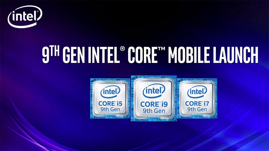 Intel 9th Gen: Neue Prozessoren für Notebook und PC