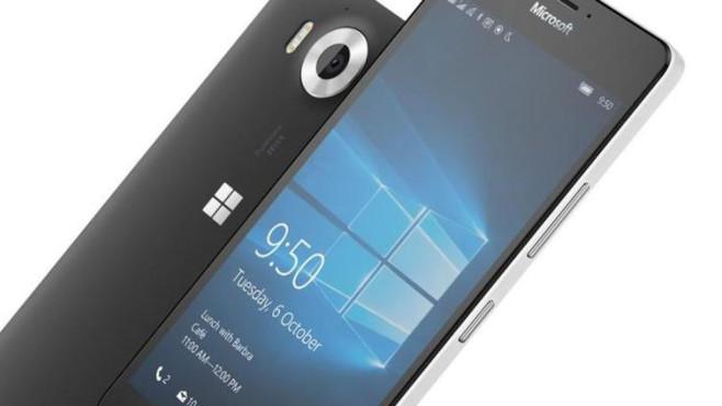Microsoft Lumia 950©Microsoft