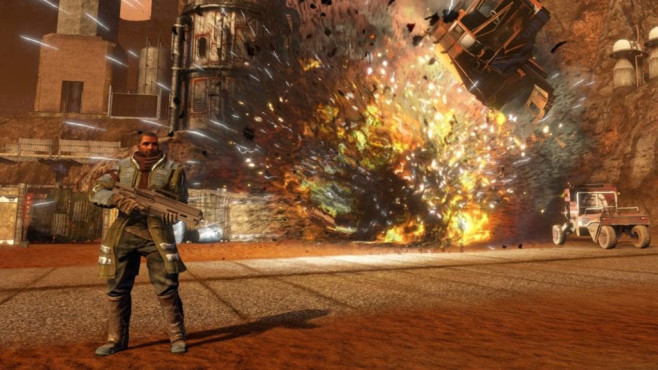 Red Faction – Guerilla: Switch © THQ Nordic